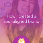 How to create a soul-aligned brand and business: A new look for The Rise Collective