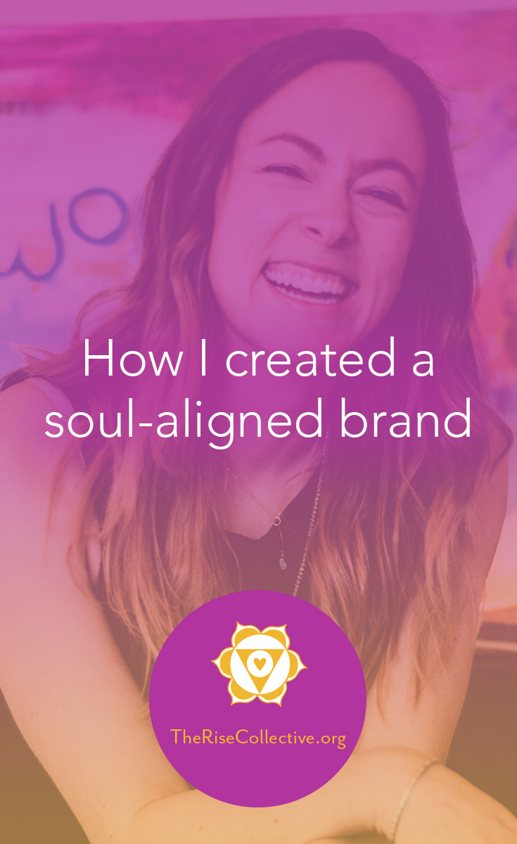 how to create a soul aligned brand