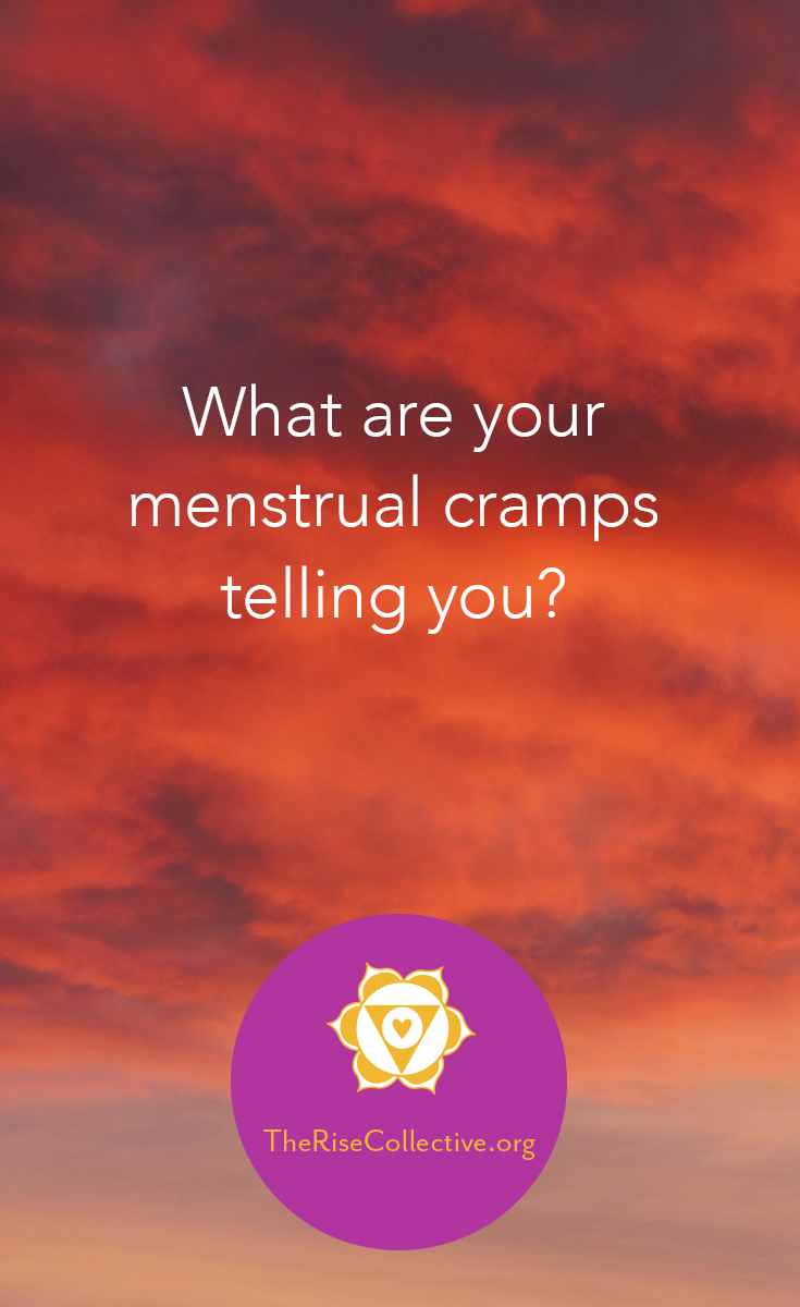 what are your period cramps telling you?