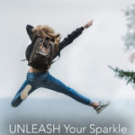 The key to unleash your sparkle and self expression