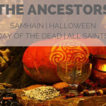 Honoring the ancestors on the day of the dead