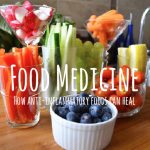 Getting rid of aches and pains with food medicine