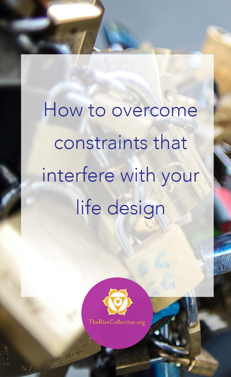 Overcome constraints