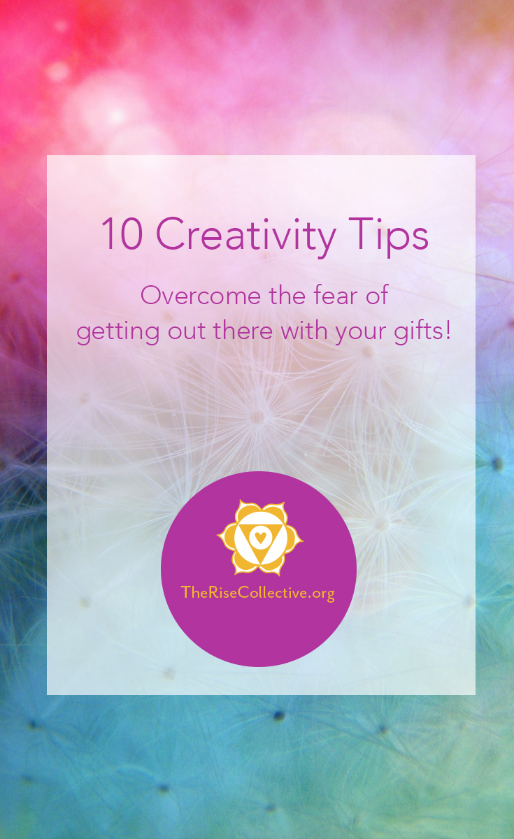 10 creativity tips
