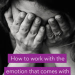 How to work with the emotional overload of goal setting and desire